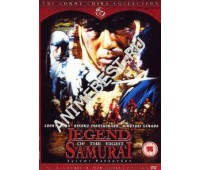 LEGEND OF EIGHT SAMURAI (Легенда о восьми самураях)