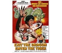 EXIT THE DRAGON ENTER THE TIGER (Уходит Дракон приходит Тигр)