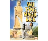WU TANG MAGIC KICK (Человек с магическим ударом ноги)